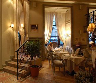 Ресторан Da Giacomo - адрес, меню, фото, отзывы посетителей.