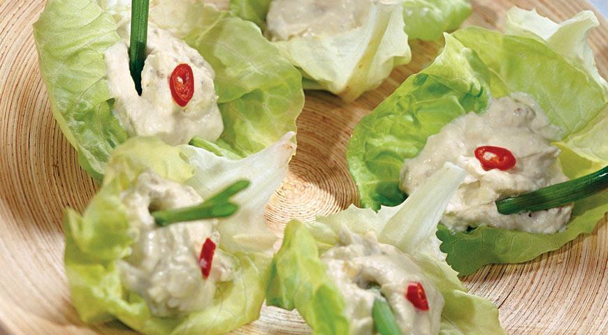 Рецепт Паштет из скумбрии