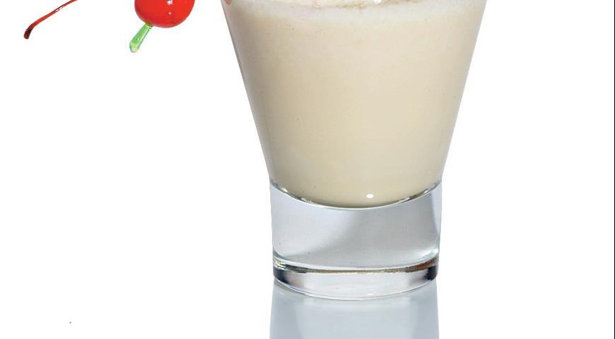 Рецепт Марокканский молочный шербет