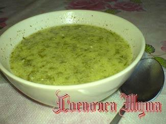 Рецепт Щавелевый суп