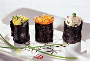 салат маки пошаговый рецепт с фото