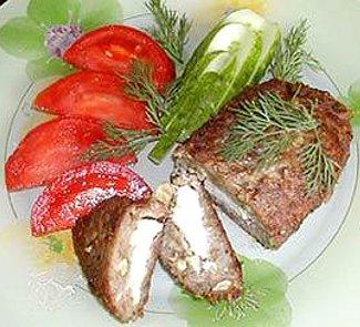 Рецепт Куриные палочки в картофельно-ореховой панировке