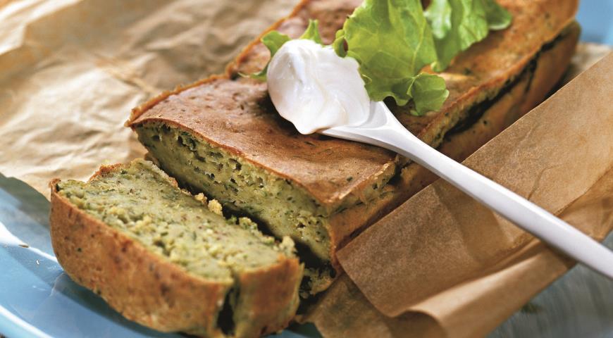 Рецепт Хлеб из салата-латука