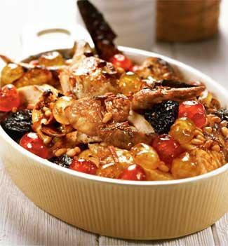 Рецепт Курица-гриль от Феррана Адриа