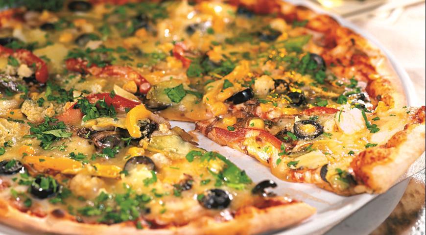 Рецепт Тесто для пиццы (базовый рецепт)