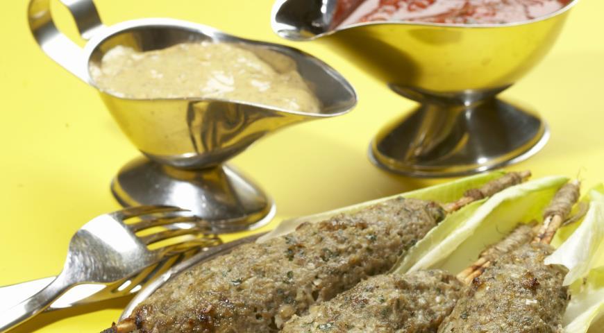 Рецепт Люля-кебаб из баранины