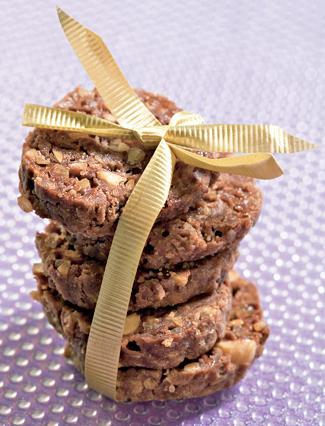 Рецепт Шоколадные крокеты с фундуком