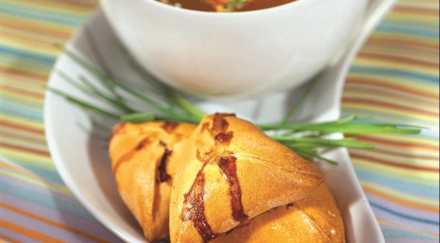 Рецепт Пирожки с бараниной