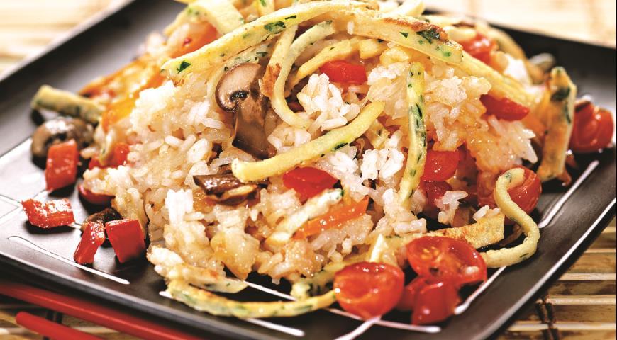 Рецепт Кантонский рис