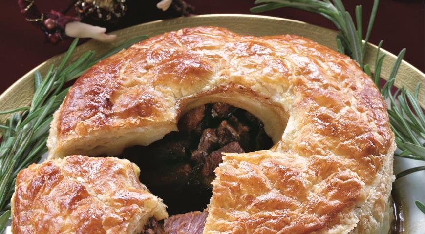 Рецепт Пироги с бараниной