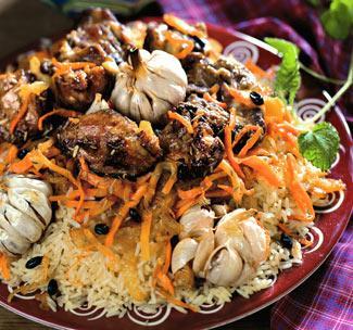 плов узбекский классический рецепт