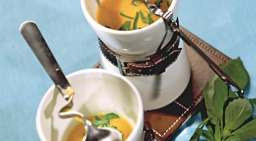 Рецепт Суп-пюре из сладкого перца