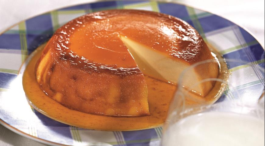 десерт флан рецепт