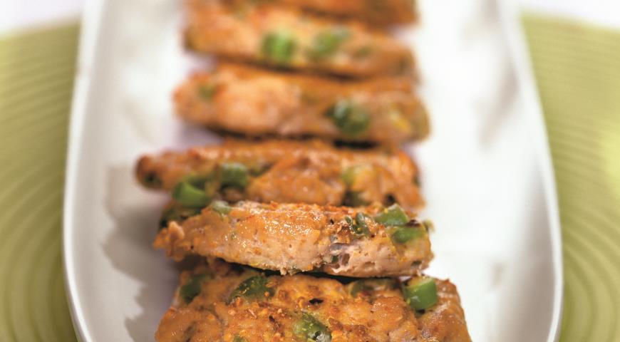 Рецепт Рыбные крокеты