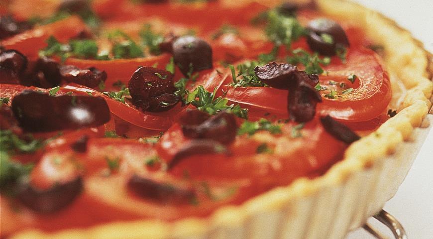 Рецепт Французский овощной торт