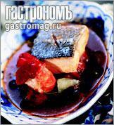 Рецепт Рыбная солянка с печеным сладким перцем