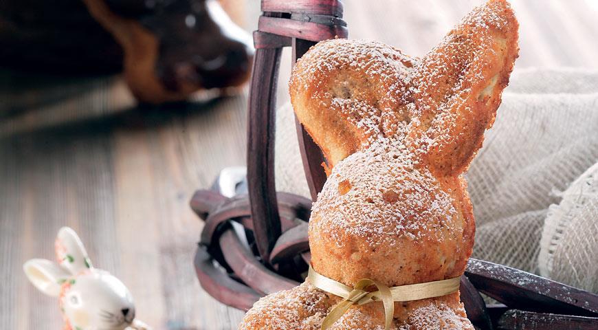 Рецепт Немецкие пасхальные зайцы