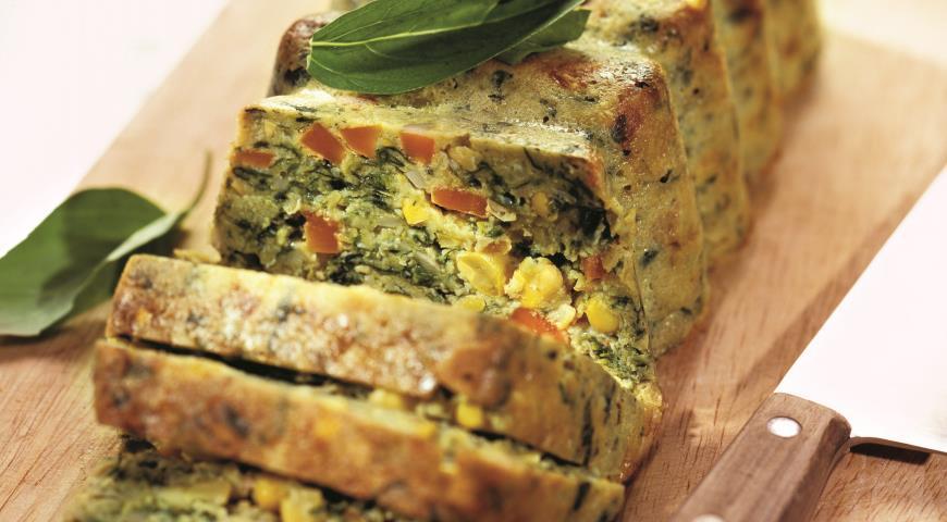 Рецепт Овощной террин