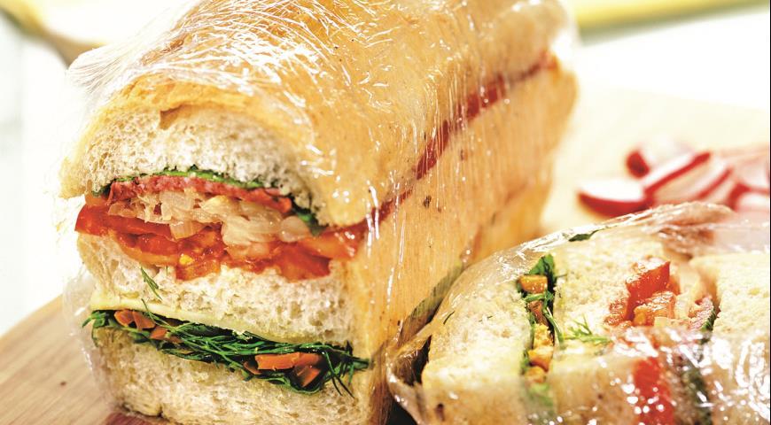 Рецепт Итальянский бутерброд