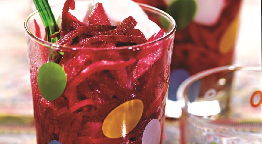 Рецепт Салат из свеклы и моркови