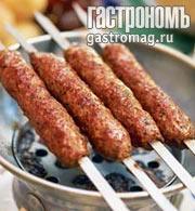 Рецепт Люля-кебаб по-узбекски