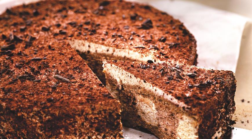 торт капучіно рецепт з фото