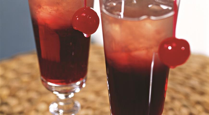 Рецепт Кампари с грейпфрутом