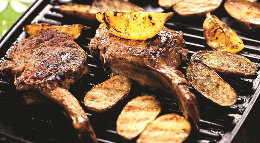Рецепт Телятина с картофелем