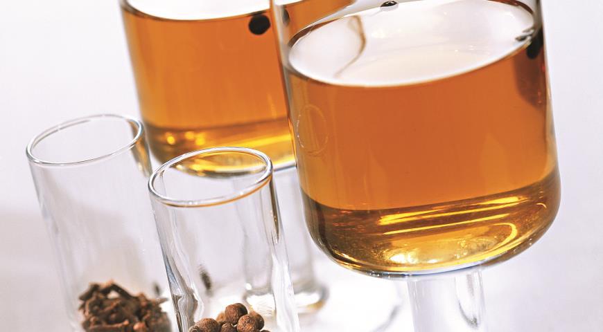Рецепт Напиток из чернослива