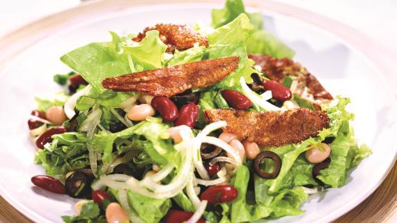 Салаты с сыром, салат Цезарь, греческий, мимоза, пошаговые рецепты с фото