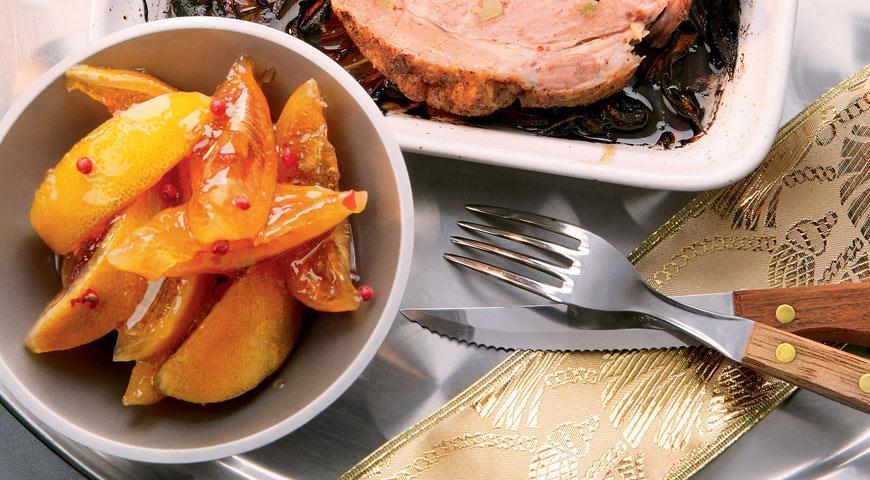 Рецепт Мармелад из лимонов с розовым перцем
