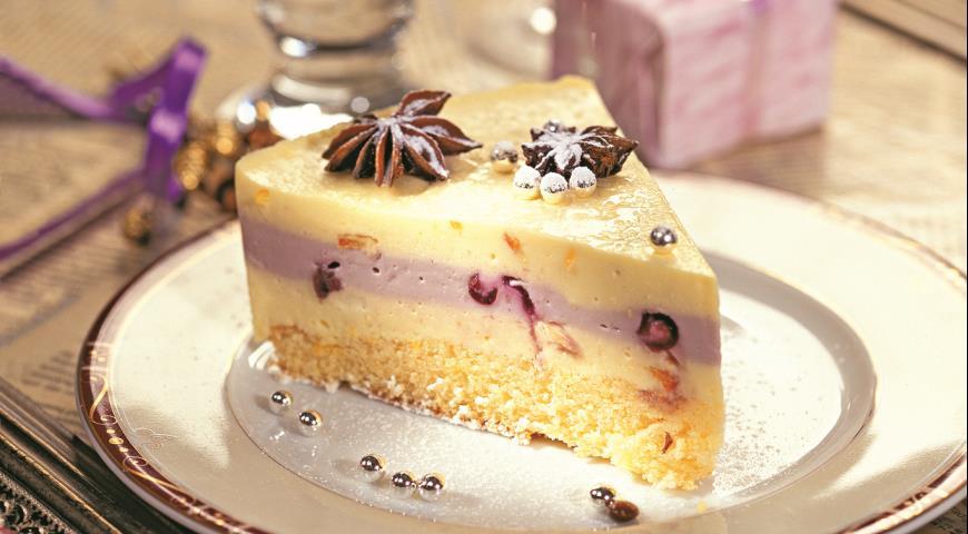 Торт с сыром филадельфия
