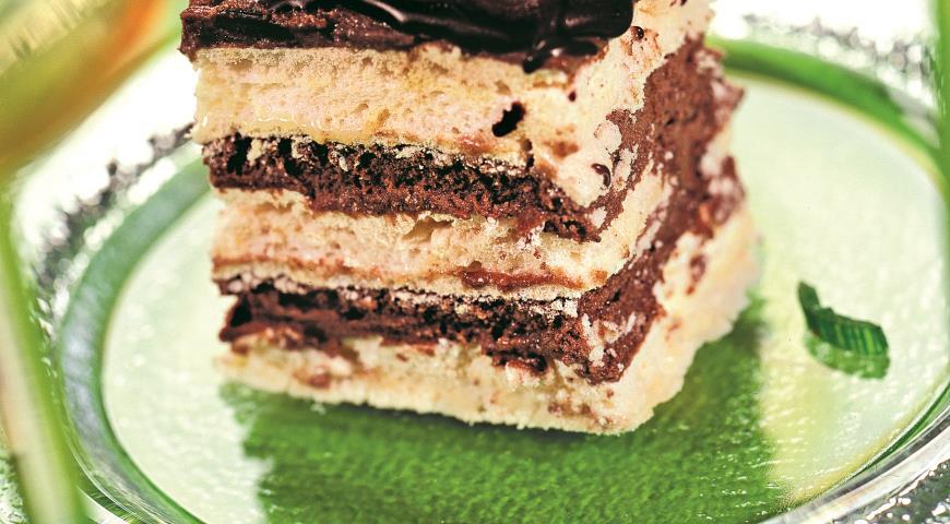 Рецепт Меренги с шоколадом