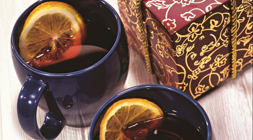 Рецепт Глинтвейн с кофе