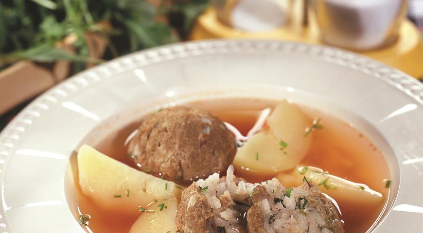 Рецепт Кололик, армянский суп