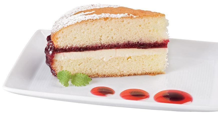 Рецепт Классический викторианский торт
