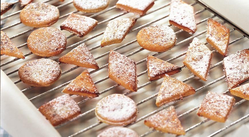 Рецепт Творожное печенье