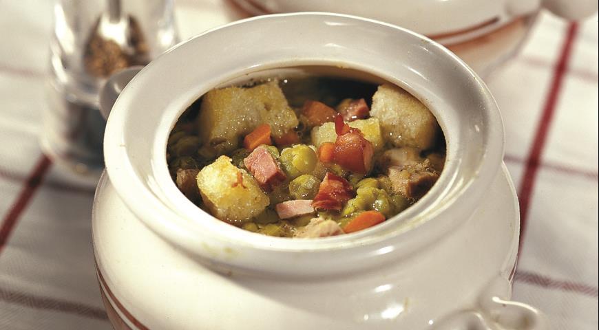 Рецепт Гороховый суп