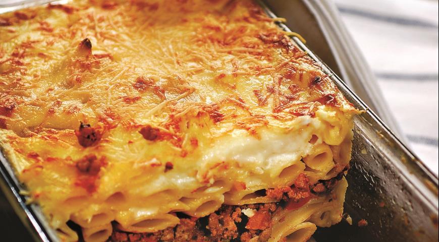 Рецепт Запеканка по-неаполитански