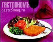Рецепт Жареный сыр по-чешски