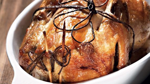 Утка в апельсинах пошаговый рецепт с фото