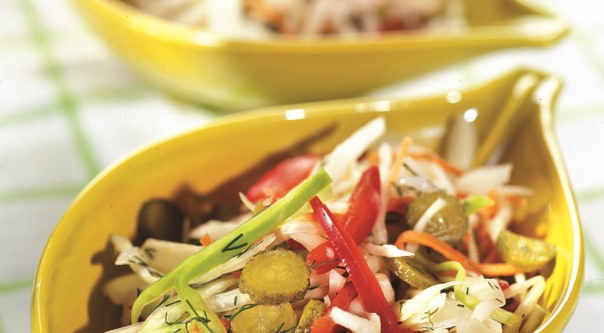 Рецепт Охотничий салат