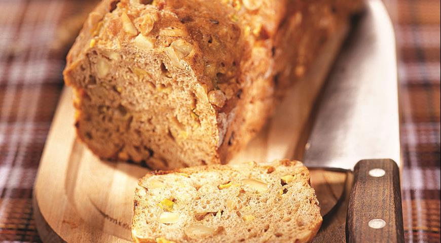 Рецепт Кабачковый хлеб