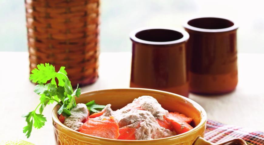 Рецепт Сациви с рыбой