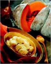 Рецепт Картофельные ньокки с тыквой