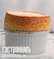 Рецепт Горячее суфле от Le Cordon Bleu