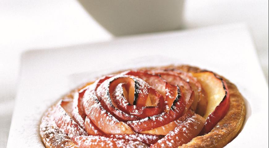 Рецепт Тарталетки с яблоками