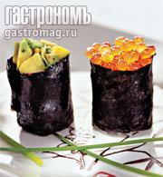 Рецепт Гунканмаки