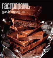 Рецепт Шоколадная глазурь (шаг за шагом)