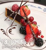 Рецепт Шоколадный торт от Le Cordon Bleu